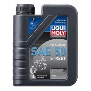 Motorolja Liqui Moly HD-classic SAE 50 1liter