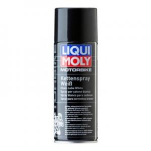 Kedjespray Liqui Moly vit 400ml