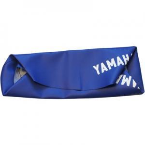 Sadelklädsel Yamaha DT blå