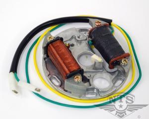 Tändplatta Boschtyp brytarlös Sachs mfl