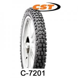 """Däck 2.75 - 17 """" (CST) C-7201 nabbat (23x2.75)"""