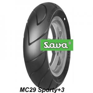 "Däck 120/70-12"" Sava Mc29 Sporty"
