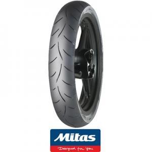 """Däck 100/80-17"""" Mitas MC50 M-Racer"""