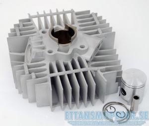Cylinder 50cc 5väx Kreidler SBW Luftkyld