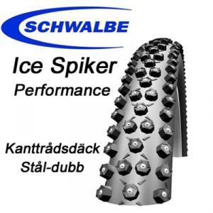 """Dubbdäck Schwalbe Ice Spiker 26x2.10"""" (54-559)"""