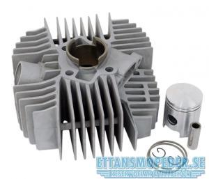 Cylinder 50cc 3-4väx Kreidler luftkyld