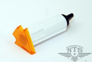 Kontrollampa orange pil