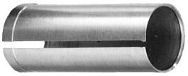 Bussning sadelstolpe 27,2x28,6mm