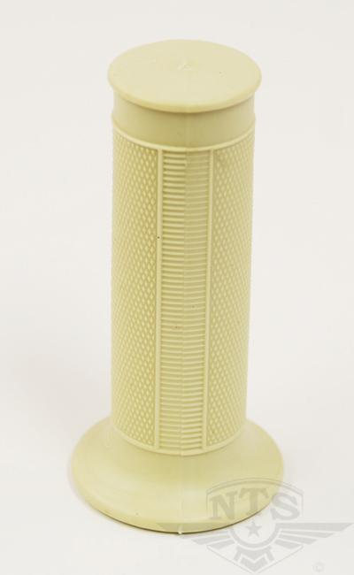 Gummihandtag Beige 24x105mm Universal