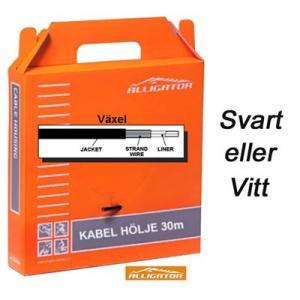 Hölje för Växelwire 30 m   Vit