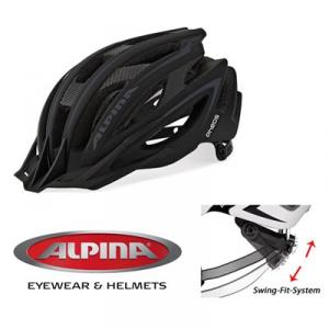 Cykelhjälm Alpina Pheos LE stl. 58-63