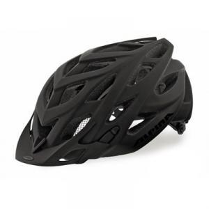 Cykelhjälm Alpina D-alto le MTB  Svart  52 - 57