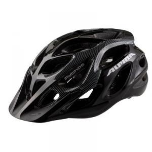 Cykelhjälm Alpina Mythos 2.0  Svart Vita Stripe...