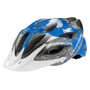 Cykelhjälm Alpina Skid  Cyan / Blå  51 - 56