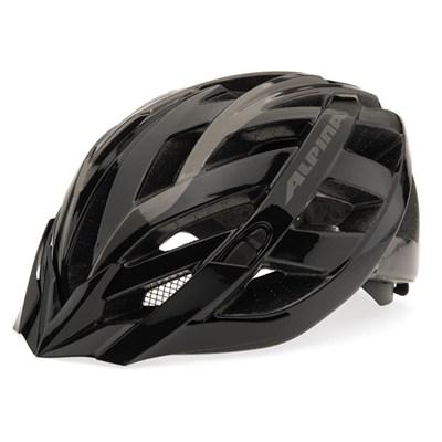 Cykelhjälm Alpina Panoma  Svart  52 - 57