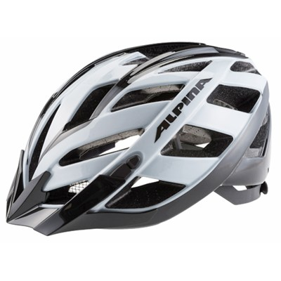 Cykelhjälm Alpina Panoma  Vit / Svart  52 - 57