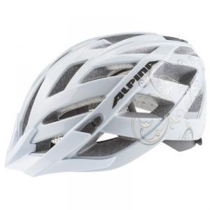 Cykelhjälm Alpina Panoma  Vit / Prosecco  52 - 57