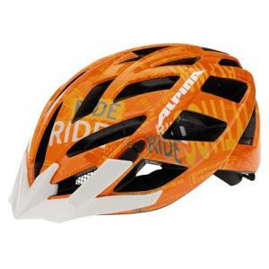 Cykelhjälm Alpina Panoma   Orange 52 - 57