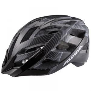 Cykelhjälm Alpina Panoma  Titan Vita Stripes 52...