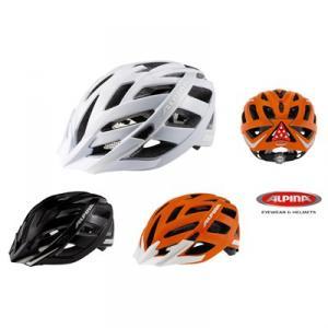 Cykelhjälm Alpina Panoma City  Svart matt  52 - 57