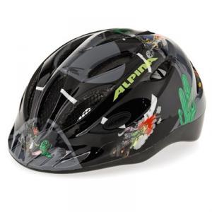 Cykelhjälm Barnhjälm Alpina Gamma flash  Svart ...