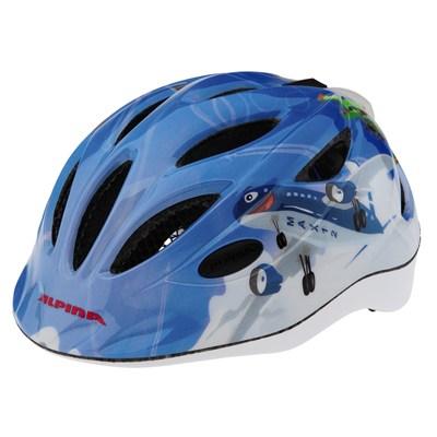 Cykelhjälm Barnhjälm Alpina Gamma flash  Blå  5...