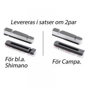 BBB Bromsgummi CarbonStop HP