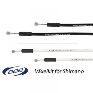 BBB Wireset ShiftLine, Shimano/SRAM. Komplett f...