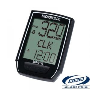 BBB Dator MicroBoard 8 funktioner svart Trådlös