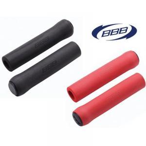 BBB Handtag Sticky 130mm  Röda