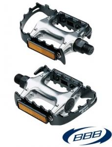 BBB Pedal Mount & Go