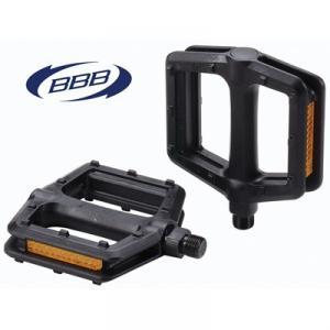 BBB Pedal TrailRide black
