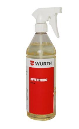 Avfettning Wurth Extra 1 liter