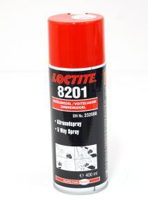 Allroundspray Loctite 8201 400ml