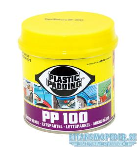 Lättspackel PP100 plastic padding 630gr