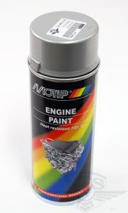 Sprayfärg motor silver Motip 400ml