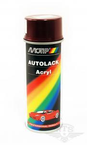 Sprayfärg Vinröd Monark Motip 400ml