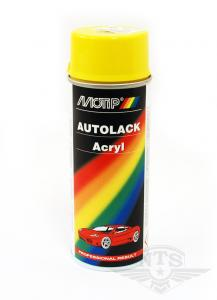 Sprayfärg Racing Gelb Hercules Motip 400ml