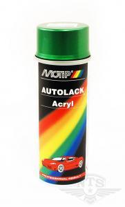 Sprayfärg Grön Metallic Zundapp mfl Motip 400ml