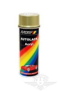 Sprayfärg Guldbeige Zundapp Motip 400ml