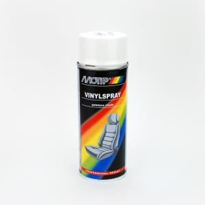 Sprayfärg vinyl Vit Motip 400ml