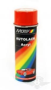 Sprayfärg Racing röd/Flash red 400ml Motip