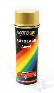 Sprayfärg Inkaguld Puch Motip 400ml