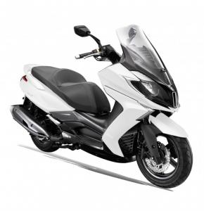 Kymco Downtown 350i ABS Mattvit