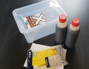 Startkit Tremans X-rost (rostlösare) 1 liter
