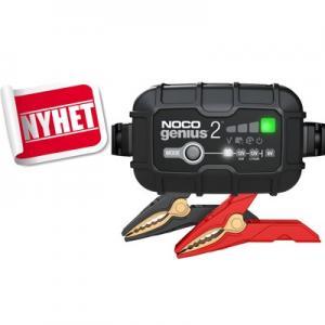 Batteriladdare Noco Genuis 2 6-12volt