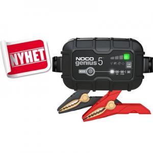 Batteriladdare Noco Genuis 5 6-12volt