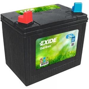 Batteri Exide 12V U1L-250 VÄ PP