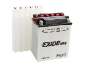 Batteri Exide 12V 12N14-3A