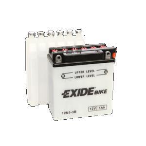Batteri Exide 12N5-3B